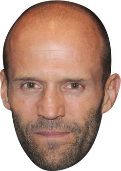 Jason Statham Tv Stars Face Mask
