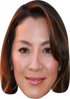 Michelle Yeoh Tv Stars Face Mask