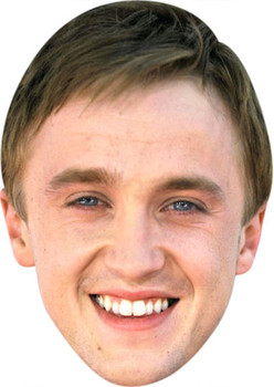 Tom Felton Tv Stars Face Mask