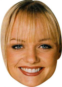 Baby Spice 2 Tv Stars Face Mask