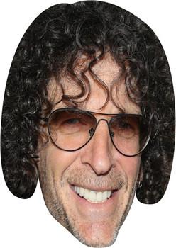 Howard Stern Tv Stars Face Mask