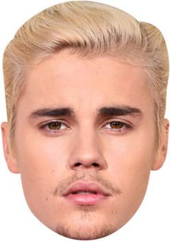 Justin Bieber Tv Stars Face Mask