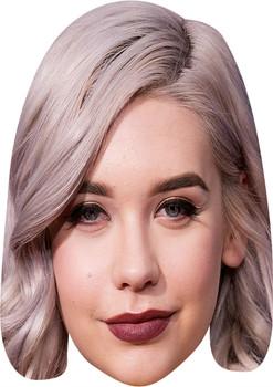 Amanda Steele Music Stars Face Mask