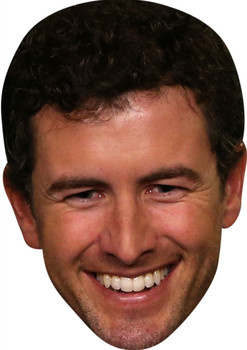 Adam Scott Golf Stars Face Mask