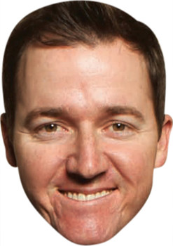 Jimmy Walker Golf Stars Face Mask