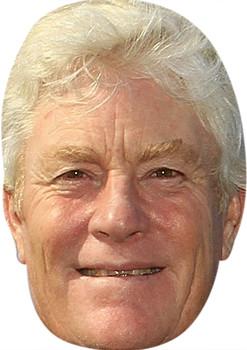 Mark Wiebe Golf Stars Face Mask