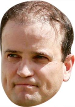Zach Johnson 3 Golf Stars Face Mask