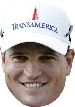 Zach Johnson Golf Stars Face Mask