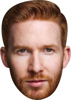 Neil Jones Strictly Celebrity Face Mask Party Mask