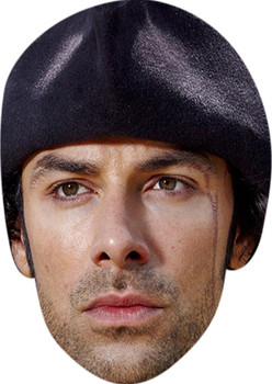 Poldark Celebrity Face Mask Party Mask