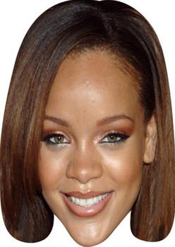 Rihanna Ally Wolf Celebrity Face Mask Party Mask