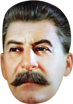 Stalin Celebrity Face Mask Party Mask