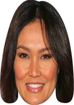 Tia Carrere 2018 Celebrity Face Mask Party Mask