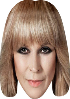 Toyah Willcox Celebrity Face Mask Party Mask