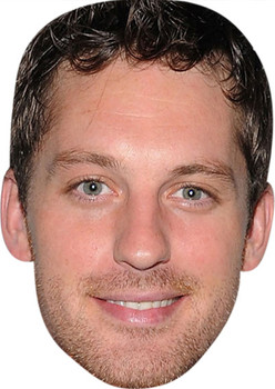 Tristan MacManus - Celebrity Face Mask - Party Mask