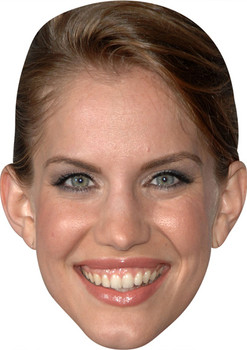 Anna Chlumsky Comedian Face Mask