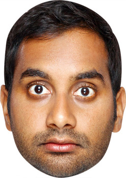 Aziz Ansari Comedian Face Mask