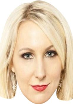 Nikki Glaser Comedian Face Mask