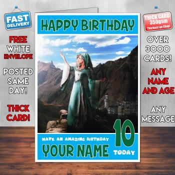 Prayer Bm1 Personalised Birthday Card
