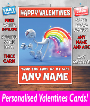 His Or Hers Valentines Day Card KE Design101 Valentines Day Card