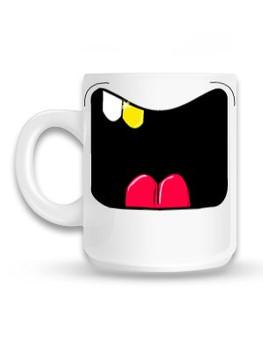 2 Teeth Mug
