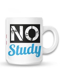 No Study Today Mug
