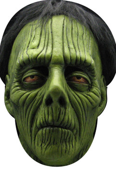 Green Zombie Face Mask 2018 Face Celebrity Face Mask