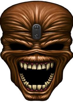 Halloween Eddie Face Mask 2018 Face Celebrity Face Mask