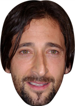 Adrien Brody MH 2018 Celebrity Face Mask