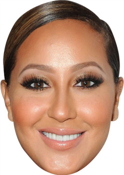 Adrienne Bailon MH 2018 Celebrity Face Mask