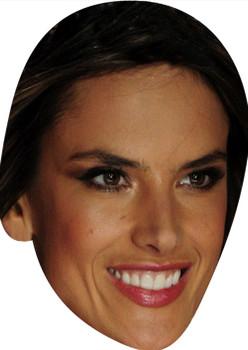 Alessandra MH 2018 Celebrity Face Mask