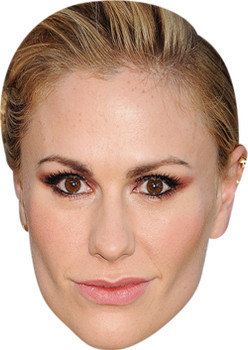 Anna Paquin MH 2018 Celebrity Face Mask