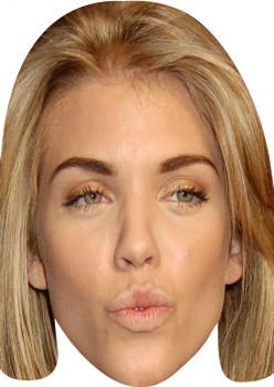 Annalynne Mccord MH (2) 2018 Celebrity Face Mask