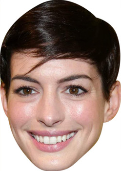 Anne Hathaway MH 2018 Celebrity Face Mask