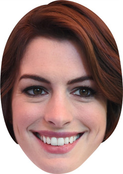 Anne Hathaway MH (3) 2018 Celebrity Face Mask