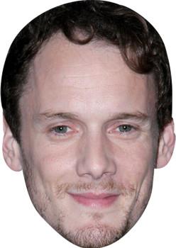 Anton Yelchin MH 2018 Celebrity Face Mask