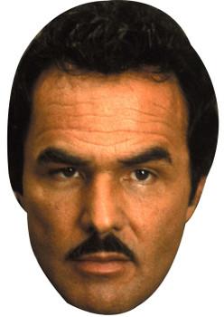 Burt Reynolds Young Celebrity Face Mask