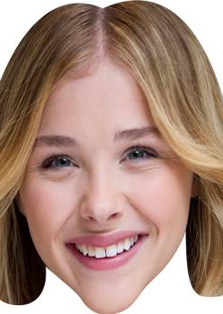 Chloe Moretz MH 2018 Celebrity Face Mask
