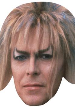 David Bowie Jareth Labyrinth Celebrity Face Mask