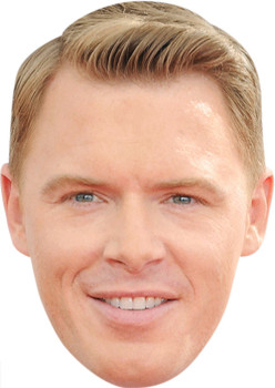 Diego Klattenhoff MH 2018 Celebrity Face Mask