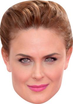 Emily Deschanel MH 2018 Celebrity Face Mask