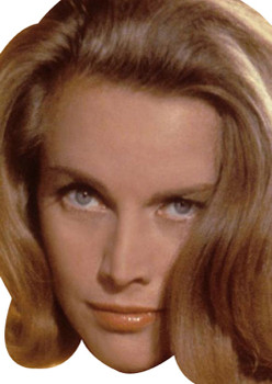 Honor Blackman Pussy Galore Celebrity Face Mask