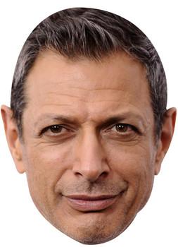 Jeff Goldblum Celebrity Face Mask
