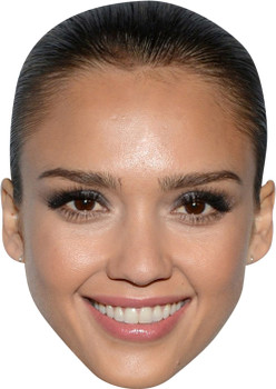 Jessica Alba MH (2) 2018 Celebrity Face Mask