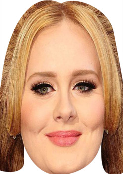 Adele MH 2018 Music Celebrity Face Mask