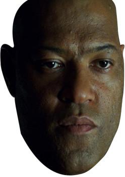 Morpheus Matrix Celebrity Face Mask