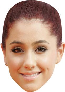 Ariana Grande MH 2018 Music Celebrity Face Mask