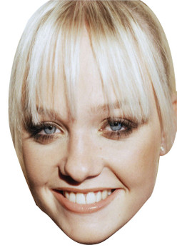 Baby Spice Music Celebrity Face Mask
