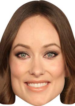 Olivia Wilde MH (3) 2018 Celebrity Face Mask