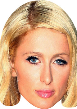 Paris Hilton MH 2018 Celebrity Face Mask